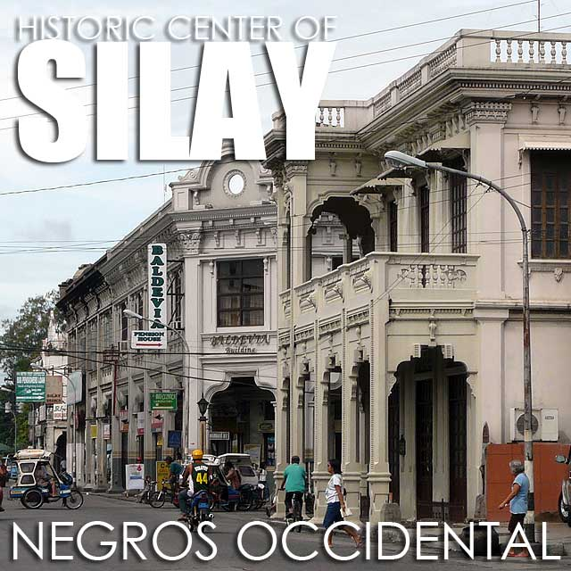 Silay City resorts, hotels tour packages, holidays guide Negros Occidental Philippines