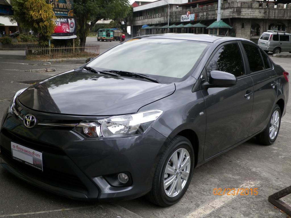 Toyota Vios Automatic