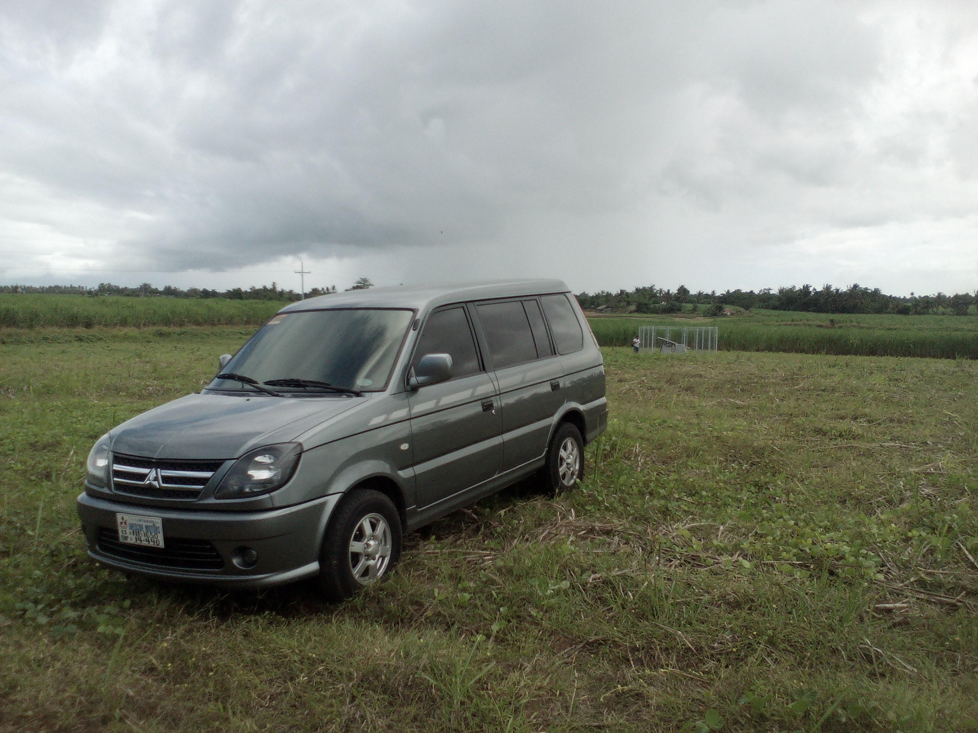 Mitsubishi Adventure
