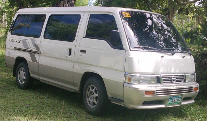 Nissan Escapade