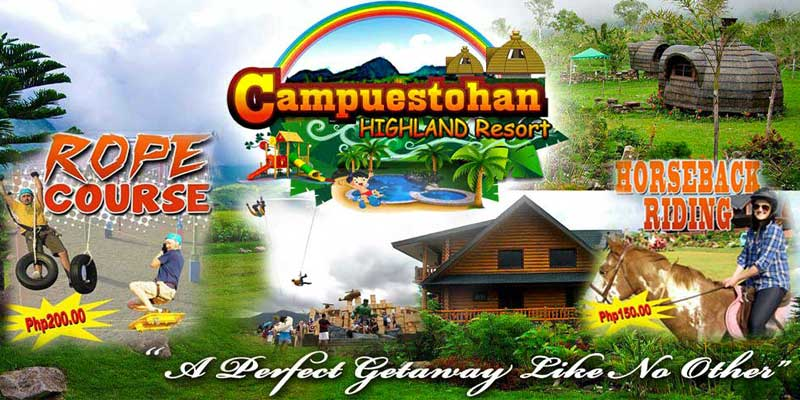 Campuestohan Highland Resort